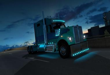Kenworth W990 edited by Harven