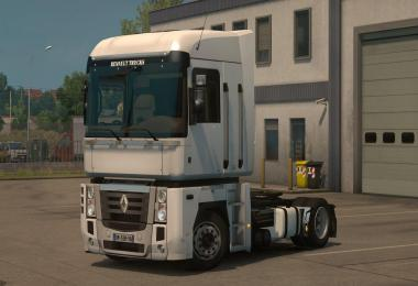 Low deck chassis addon for Renault Magnum v1.1