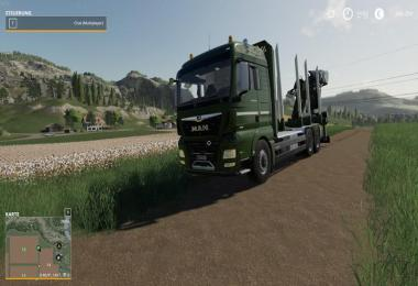 MAN forest truck MP v1.4.6
