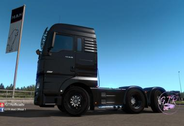MAN TGX Euro 6 Modifications v1.1