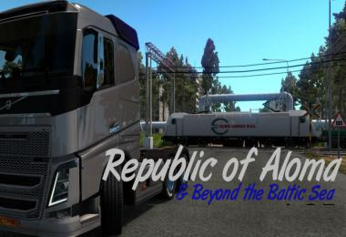 Map Republic of Aloma and Beyond the Baltic Sea 1.35