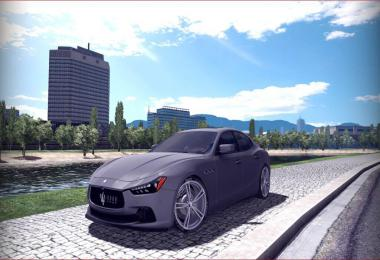 Maserati Ghibli S 1.34x1.35