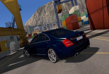 Mercedes Benz S63 AMG 1.35.x