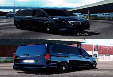 Mercedes Benz Vito V Class 2018 1.35.x