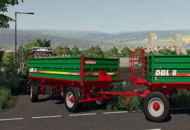 Metaltech DBL Pack v1.0.1.0