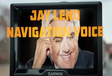 Navigation Voice Jay Leno 1.35.x