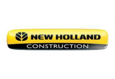 New Holland Construction Brand Prefab v1.0
