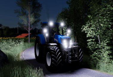 New Holland T7 update v1.0.0.0