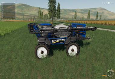 NewHolland Slurry Sprayer v1.0