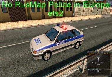 No police cars from RusMap in Europe 1.35.x