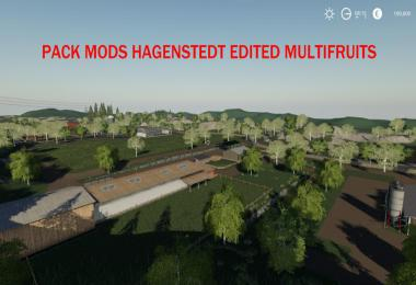 Pack Mods Hagenstedt Edited MultiFruit v1.0