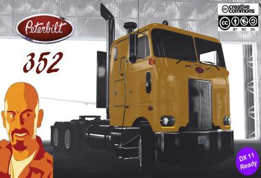 PETERBILT 352 REWORKED DX11 ATS 1.35.x