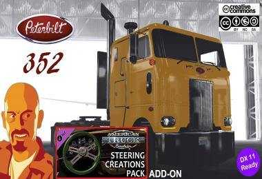 Peterbilt 352 Reworked Sci Dlc Add-On 1.35.x