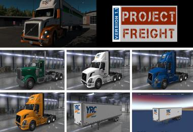 Project Freight v1.1