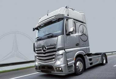 Real Sound Mercedes Actros MP4 1.35.x