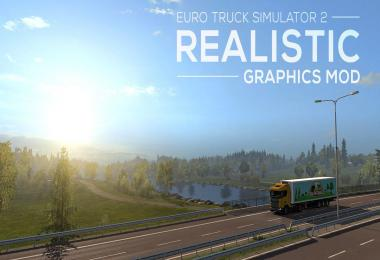 Realistic Graphics Mod v3.0 – by Frkn64