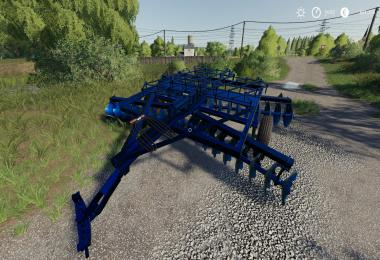 Romanian Disc GD Harrow v1.0.0.0