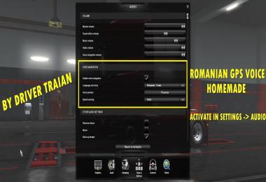 Romanian GPS Voice – Traian v1.0