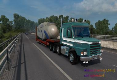Scania 2 Series edit mjtemdark 1.35.x