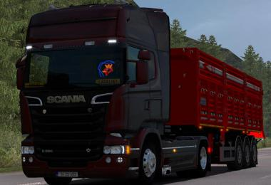 Scania V8 Stock Sound v1.2 edited MUhammet