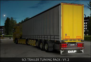 SCS TRAILER TUNING PACK V1.2 1.35.x