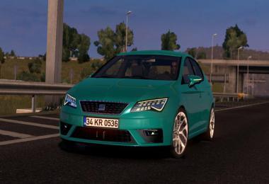 Seat Leon V1R10 1.35