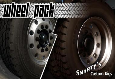 Smarty Wheels Pack ETS2 v1.3.1 1.35.x
