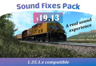 Sound Fixes Pack v19.13