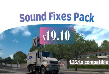 Sound Fixes Pack v19.10