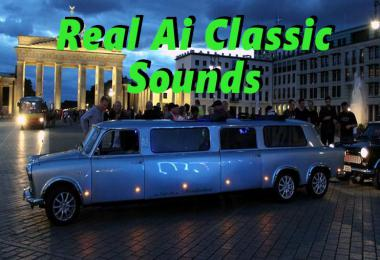 Sounds for Classic Cars Traffic Pack by TrafficManiac v3.1.1