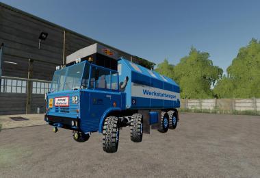 Tatra 8x8 Service v1.0