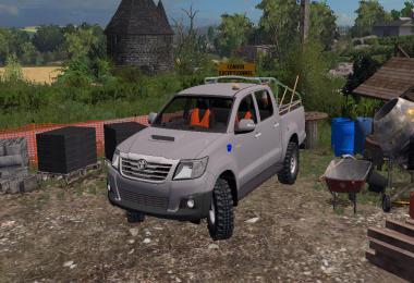 Toyota Hilux TP v1.0