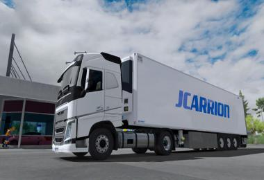 Trailer Lamberet - Skin - Jcarrion - ETS2 1.35