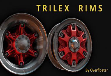 Trilex rims 1.35.x