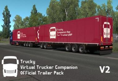 Trucky Official Trailer Pack v2.0