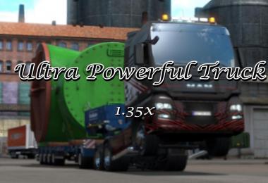 Ultra Powerful Truck 1.35.x