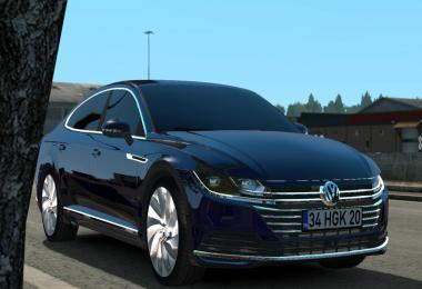 Volkswagen Arteon & Passat V1R10 – 1.35