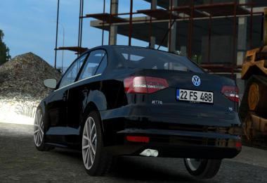 Volkswagen Jetta V1R10 1.35