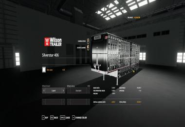 Wilson Trailers Silverstar 406 v1.0.0.0