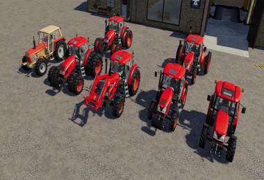 Zetor Tractors Pack v1.1