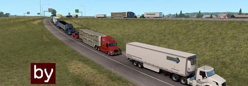 Trailers Traffic Pack by TrafficManiac v1.3