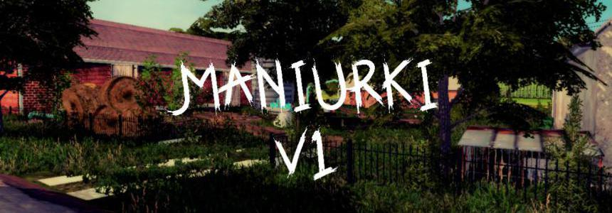Maniurki Map v1.0