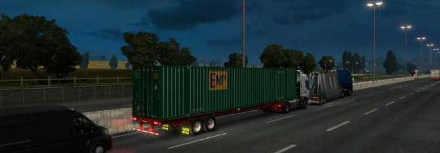 53 FT Containers for Traffic 1.35.x