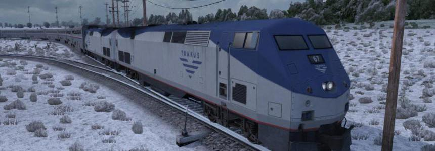 Improved Trains v3.1 for ATS 1.35.x