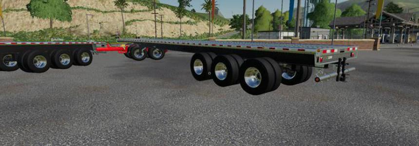 Ball semi-trailer v1.0