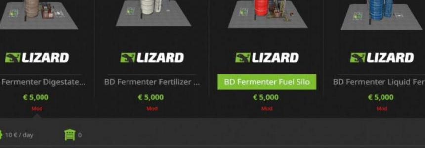Fermenter Lizard v1.0.0.0