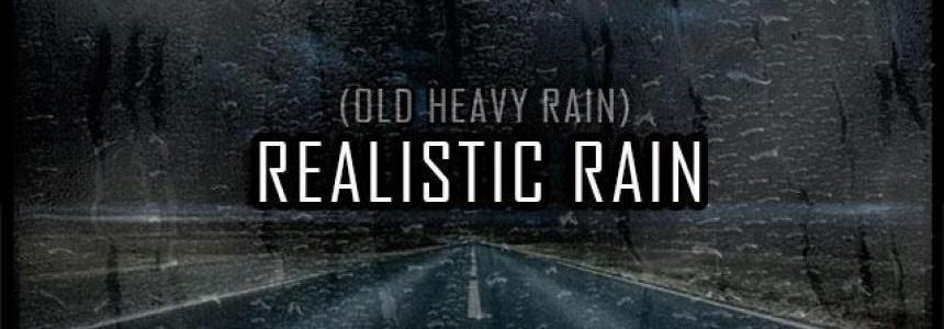 [ATS] Realistic Rain v2.6 by Darkcaptain 1.35.x