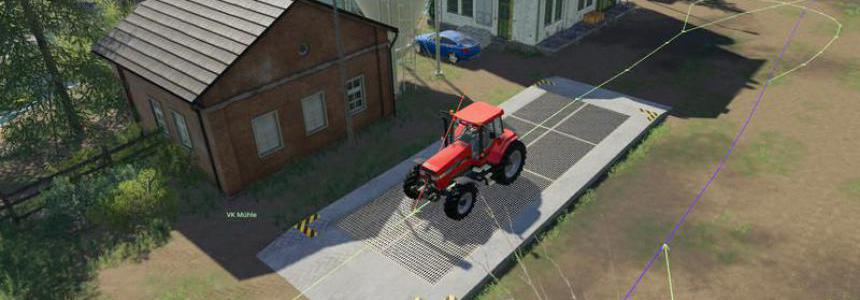 AutoDrive Courses for Zweisternhof_GP v1.0