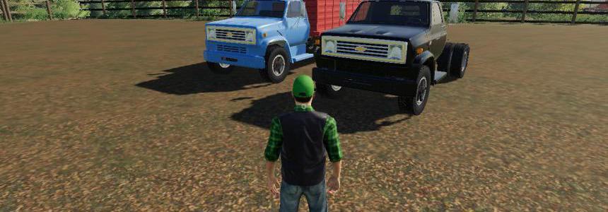 Chevy trucks v1.0