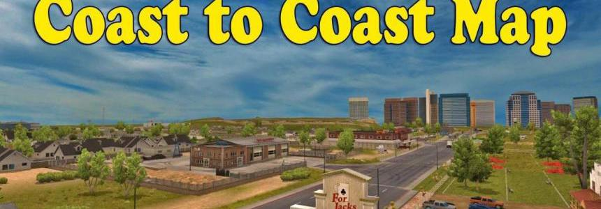 Coast to Coast v2.8.2 [UPD: 18.07.19] 1.35.x